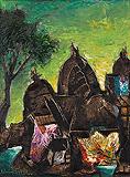 Untitled - Manu  Parekh - Spring Auction 2011