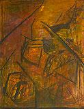 Untitled - S H Raza - Spring Auction 2011