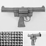 Gun of Counter Revolution - Valay  Shende - Spring Auction 2011