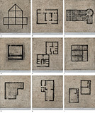 Homes I Made / A Life in Nine Lines - Zarina  Hashmi - Spring Auction 2011