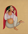 Manjit  Bawa - Summer Art Auction