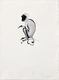 Study for Kolathar`s `Drona` - Atul  Dodiya - 24-Hour Contemporary Auction