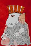 Shri Ganeshji - Badri  Narayan - Winter Online Auction