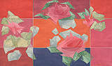 A Rose is a Rose is a Rose III - Jehangir  Sabavala - Winter Online Auction