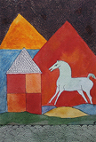 The Horse - Badri  Narayan - 24 Hour Absolute Auction