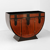 A U-SHAPED SIDEBOARD -    - 24-Hour Online Auction: Art Deco