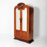 A DOUBLE DOOR WARDROBE -    - 24-Hour Online Auction: Art Deco