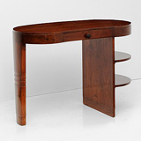 A WRITING TABLE -    - 24-Hour Online Auction: Art Deco