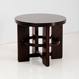 A SIDE TABLE -    - 24-Hour Online Auction: Art Deco