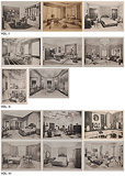 A SET OF PRINTS, ENSEMBLES MOBILIERS VOL. I, II AND III -    - 24-Hour Online Auction: Art Deco