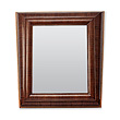 A TRAPEZOID WALL MIRROR - 24-Hour Online Auction: Art Deco