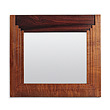 A STEPPED MIRROR FRAME - 24-Hour Online Auction: Art Deco