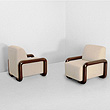 A PAIR OF ARMCHAIRS - 24-Hour Online Auction: Art Deco