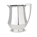 A WATER PITCHER,TIFFANY & CO. -    - 24-Hour Online Auction: Art Deco