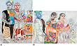 K Laxma  Goud - Autumn Art Auction