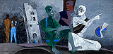 That Obscure Object of Desire - Eight - M F Husain - Autumn Art Auction