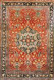 KASHAN-MOHTASHAM CARPET - PERSIAN -    - Carpets, Rugs and Textiles Auction
