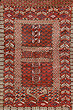 TRIBAL ERSARI CARPET - TURKMAN - Carpets, Rugs and Textiles Auction