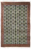 AN ELEGANT CARPET- KASHMIR -    - Carpets, Rugs and Textiles Auction