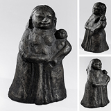 Mother and Child - S  Dhanapal - 24-Hour Online Absolute Auction: Editions