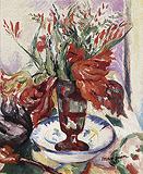 Bouquet de fleurs (Bouquet of Flowers) - Henri  Manguin - Impressionist and Modern Art Auction
