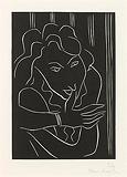 Femme, le pouce sur les levres (Woman, Thumb on Lips) - Henri  Matisse - Impressionist and Modern Art Auction
