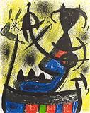 Il circulo de piedra (The circle of stone) - Joan  Miró - Impressionist and Modern Art Auction