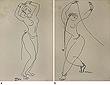 K K Hebbar - Words & Lines II Auction