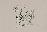 Untitled - Jagdish  Swaminathan - Words & Lines II Auction