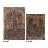 A Set of 'Jadu Patua' Scrolls by Tarni Chitrakar -    - 24-Hour Auction: Indian Folk and Tribal Art and Objects
