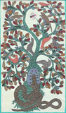 Jangarh Singh Shyam -    - 24-Hour Auction: Indian Folk and Tribal Art and Objects