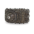 A Silver Cuff - 24-Hour Auction: Indian Folk and Tribal Art and Objects