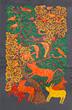 Narmada Prasad Tekam - 24-Hour Auction: Indian Folk and Tribal Art and Objects
