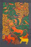 Narmada Prasad Tekam -    - 24-Hour Auction: Indian Folk and Tribal Art and Objects