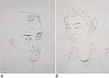 Atul (Self-Portrait) & Vipul - Atul  Dodiya - 24-Hour Absolute Auction