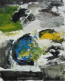 Untitled - Ram  Kumar - 24-Hour Absolute Auction