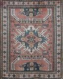 EAGLE KAZAK CARPET - CAUCASUS -    - 24-Hour Auction: Carpets and Rugs