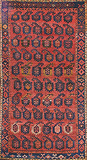 KASHGAR CARPET - CENTRAL ASIA -    - 24-Hour Auction: Carpets and Rugs