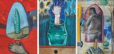 Untitled - Anandajit  Ray - Spring Art Auction