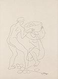 Untitled - K K Hebbar - Summer Art Auction 2012