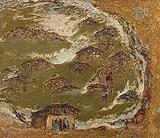 Untitled - K K Hebbar - Winter Online Auction: Modern Indian Art