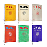 A Set of Early MARG Magazines (from volumes 2 and 3) -    - 24-Hour Auction: Words & Lines III