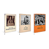 A Set of Books on Ancient Indian Art -    - 24-Hour Auction: Words & Lines III