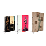 A Set of Books on Ancient Indian Sculpture -    - 24-Hour Auction: Words & Lines III