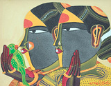 Untitled - Thota  Vaikuntam - Absolute Auction of Indian Art & Collectibles