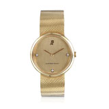 AUDEMARS PIGUET: LADIES 18 K GOLD WRISTWATCH -    - Absolute Auction of Indian Art & Collectibles
