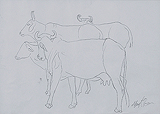 Untitled - Manjit  Bawa - StoryLTD Absolute Auction