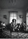 Sacha & her Parents Pameia & Rene Mendes in their Living Room, Panjim - Prabuddha  Dasgupta - StoryLTD Absolute Auction