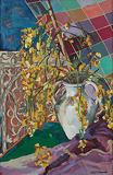 Untitled - Jehangir  Sabavala - Autumn Art Auction