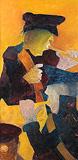 Untitled - Krishen  Khanna - Autumn Art Auction